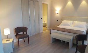 Hotel Villa Barsanti Deluxe Room